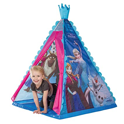 quality design c00cf fdb05 Frog Frozen Castle Pop Up Play Tent