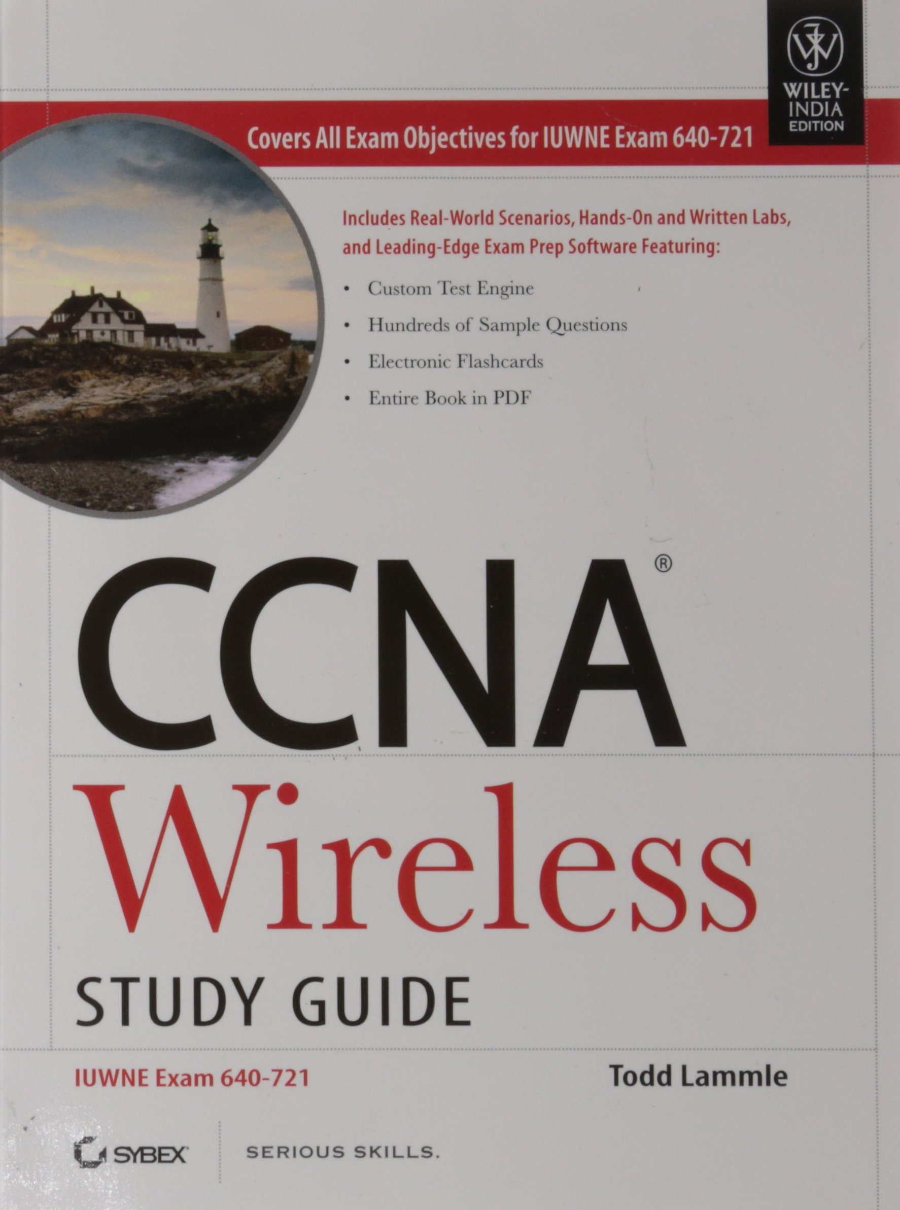 CCNA Wireless Study Guide: IUWNE Exam 640-721: Todd Lammle: 9788126527953:  Amazon.com: Books