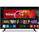 VIZIO 24-inch D-Series - LED HDTV with Apple AirPlay & Chromecast Built-in, Screen Mirroring for Second Screens, & 150+ Free