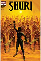 Shuri (2018-2019) #9 Kindle Edition