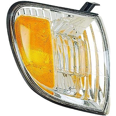 Dorman 1630911 Passenger Side Turn Signal Light Assembly for Select Toyota Models: Automotive