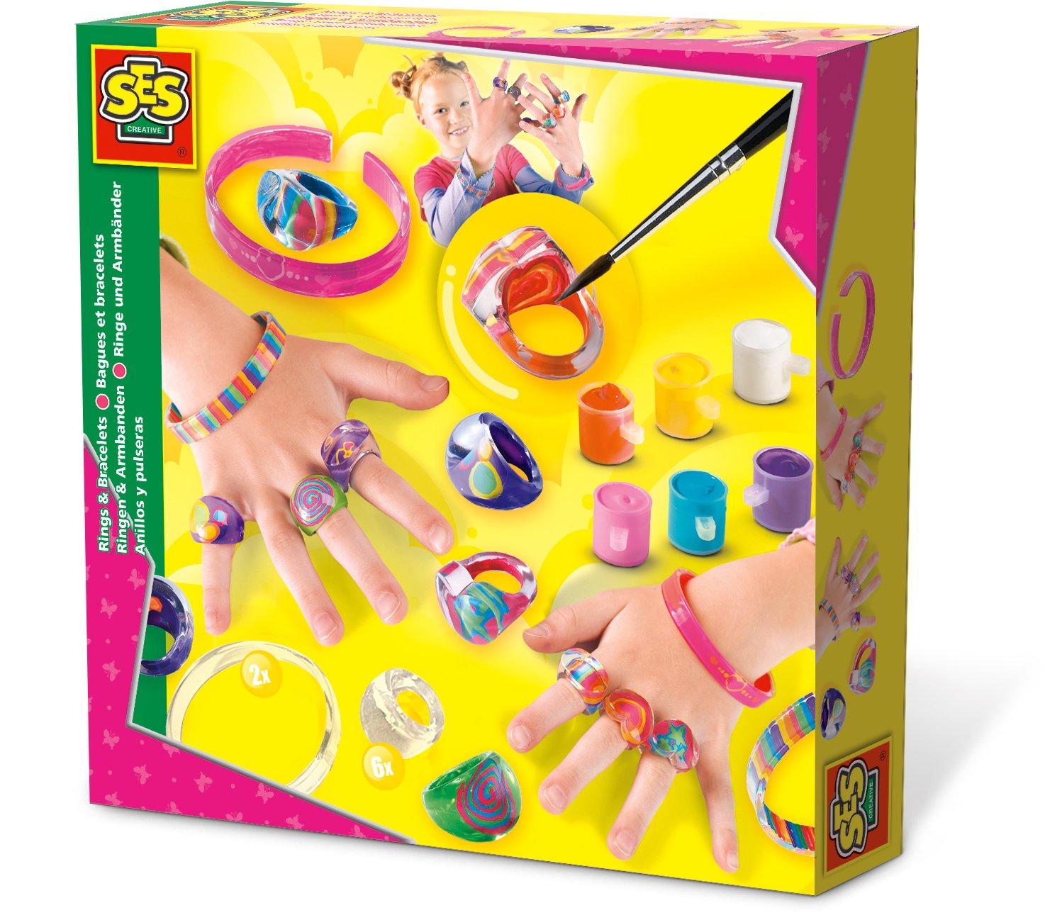 SES Creative - 01007 - Bagues et bracelets SES01007