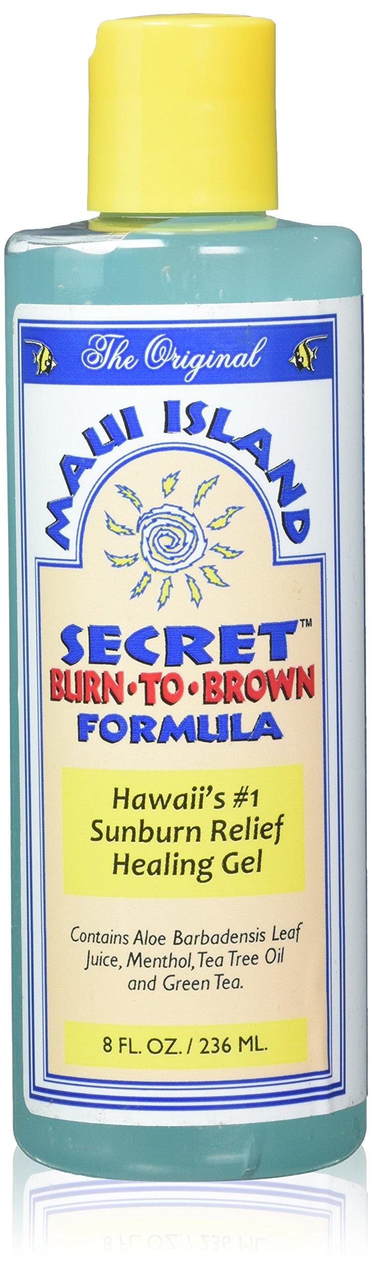 Maui Island Secret Burn to Brown Formula 8 Oz.