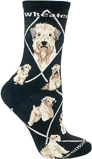 product image for Wheel House Designs Women's Wheaten Terrier Socks