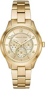 Michael Kors Runway Stainless Steel Watch