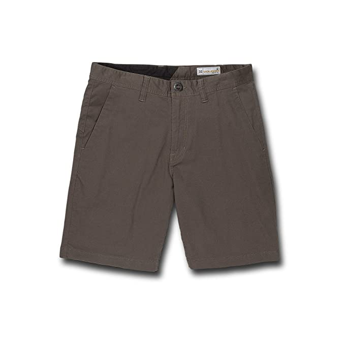 f75b4855ebca Volcom Men's Frickin Lightweight Short, Major Brown, 36: Amazon.co.uk:  Clothing