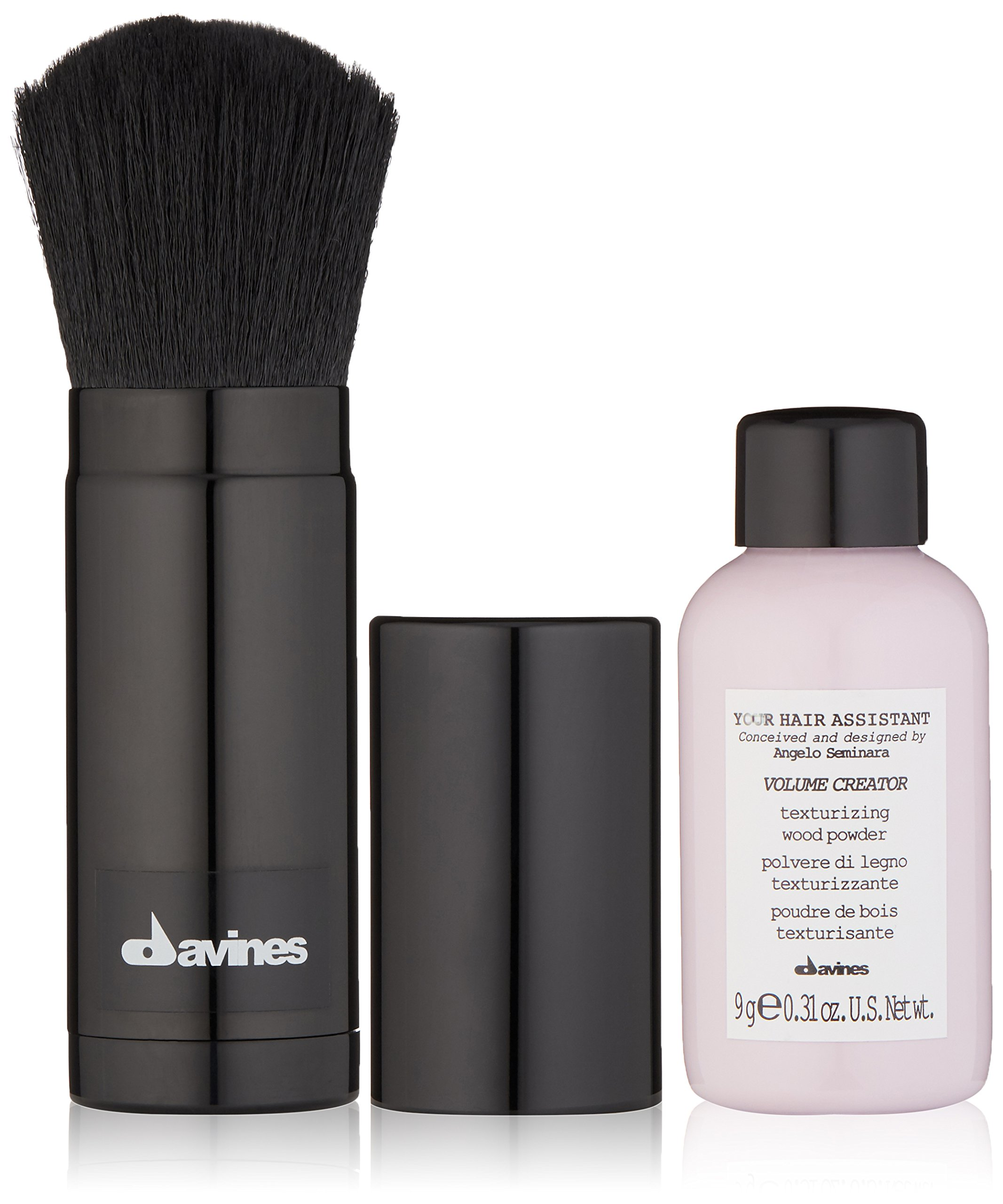 Davines Duo Pack, Your Hair Assistant Volume Creator and Brush