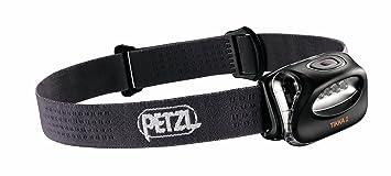 Petzl Tikka Plus Mini Lampe Frontale Gris Amazon Fr Sports Et Loisirs