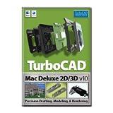 Software : TurboCAD Mac Deluxe 2D/3D v10 [Download]