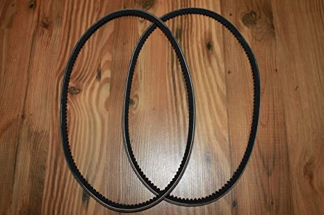 Amazon 2 Two Auger Drive Belts Fits MTD 954 0430A 0430B