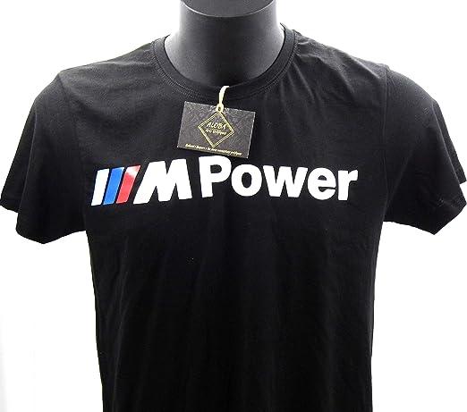 ALOBA Camiseta BMW ///M Motorsport M3 M4 M5 CSL E30 E36 E46 E90, Producto Fabricado y enviado Desde España, Calidad y Tallas Europa: Amazon.es: Ropa y accesorios