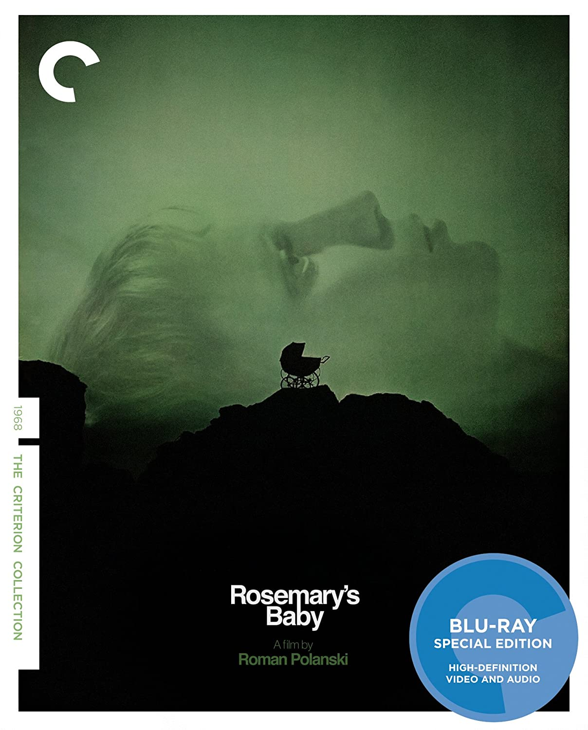 Blu-ray : Rosemary's Baby (Criterion Collection) (Special Edition, Widescreen)