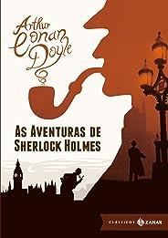 As aventuras de Sherlock Holmes: edição bolso de luxo (Clássicos Zahar)