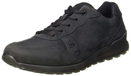 Mens Cs14 Trainers, Grau (Moonless/Black) Ecco