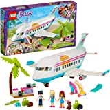 LEGO Friends Heartlake City Airplane 41429, Includes LEGO Friends Stephanie and Olivia, and Lots of Fun Airplane…