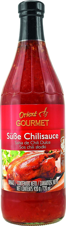 Orient Gourmet Salsa de Chile Dulce Para Pollo - 12 Botellas: Amazon.es: Alimentación y bebidas