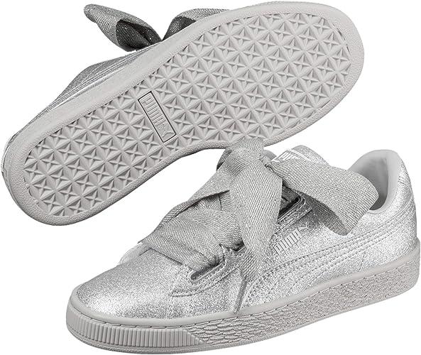 puma scarpe donna basket heart