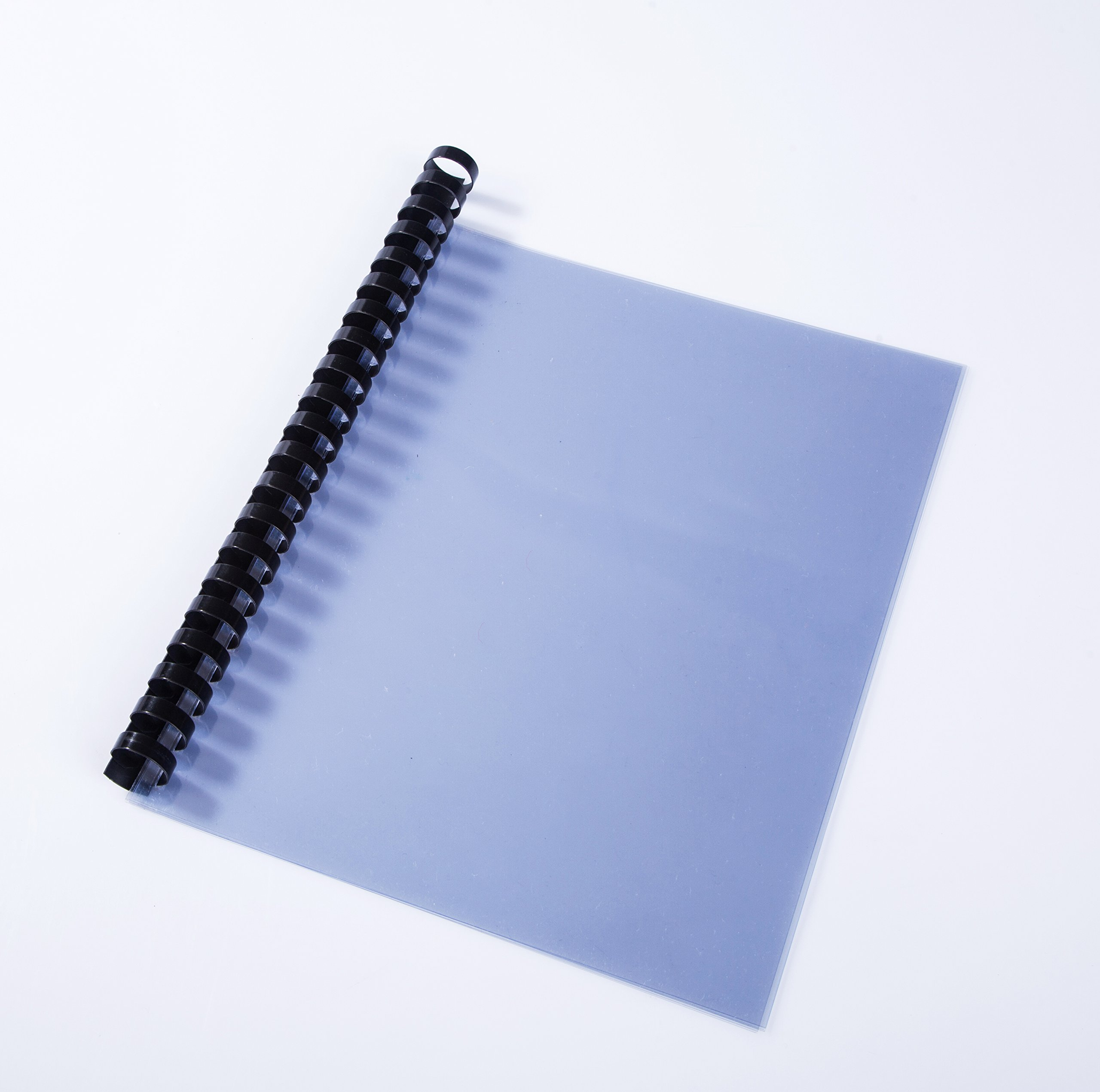 BNC 10 Mil 11X17 Inches, Ledger Size PVC Binding Covers - Pack of 100, Clear (BC250LT100) by BNC Office Supply (Image #8)