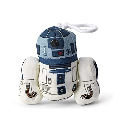 "Underground Toys Star Wars Talking R2-D2 4"" Plush: Toys & Games"