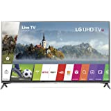 LG Electronics 75UJ6470 75-Inch 4K Ultra HD Smart LED TV (2017 Model)