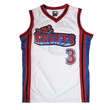 66be89db8 Amazon.com: MOLPE Cambridge 3 Basketball Jersey S-XXXL White, 90S ...