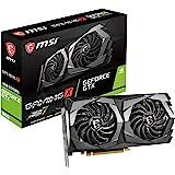 MSI Gaming GeForce GTX 1650 128-Bit HDMI/DP 4GB GDRR5 HDCP Support DirectX 12 Dual Fan VR Ready OC Graphics Card (GTX 1650 Gaming X 4G)