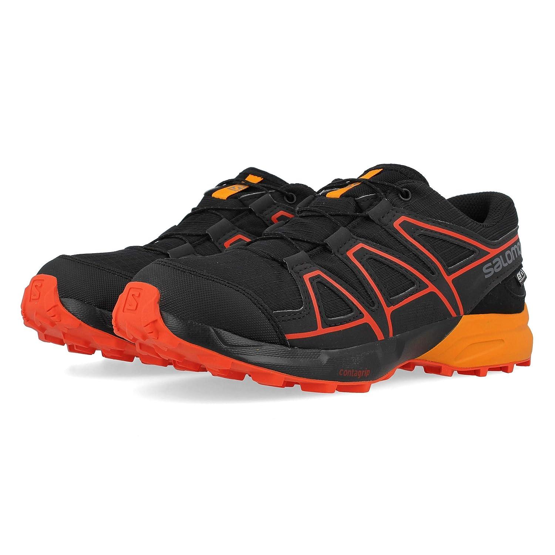 Salomon Speedcross CSWP J, Zapatillas de Trail Running Unisex Niñ os Zapatillas de Trail Running Unisex Niños