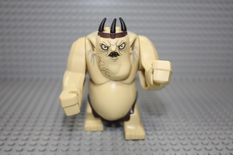 "Lego Goblin King Minifigure from ""The Hobbit"""