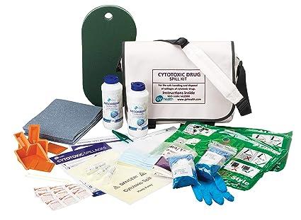 Kit de derrames de medicamentos de quimioterapia y citotóxicos de GV Health