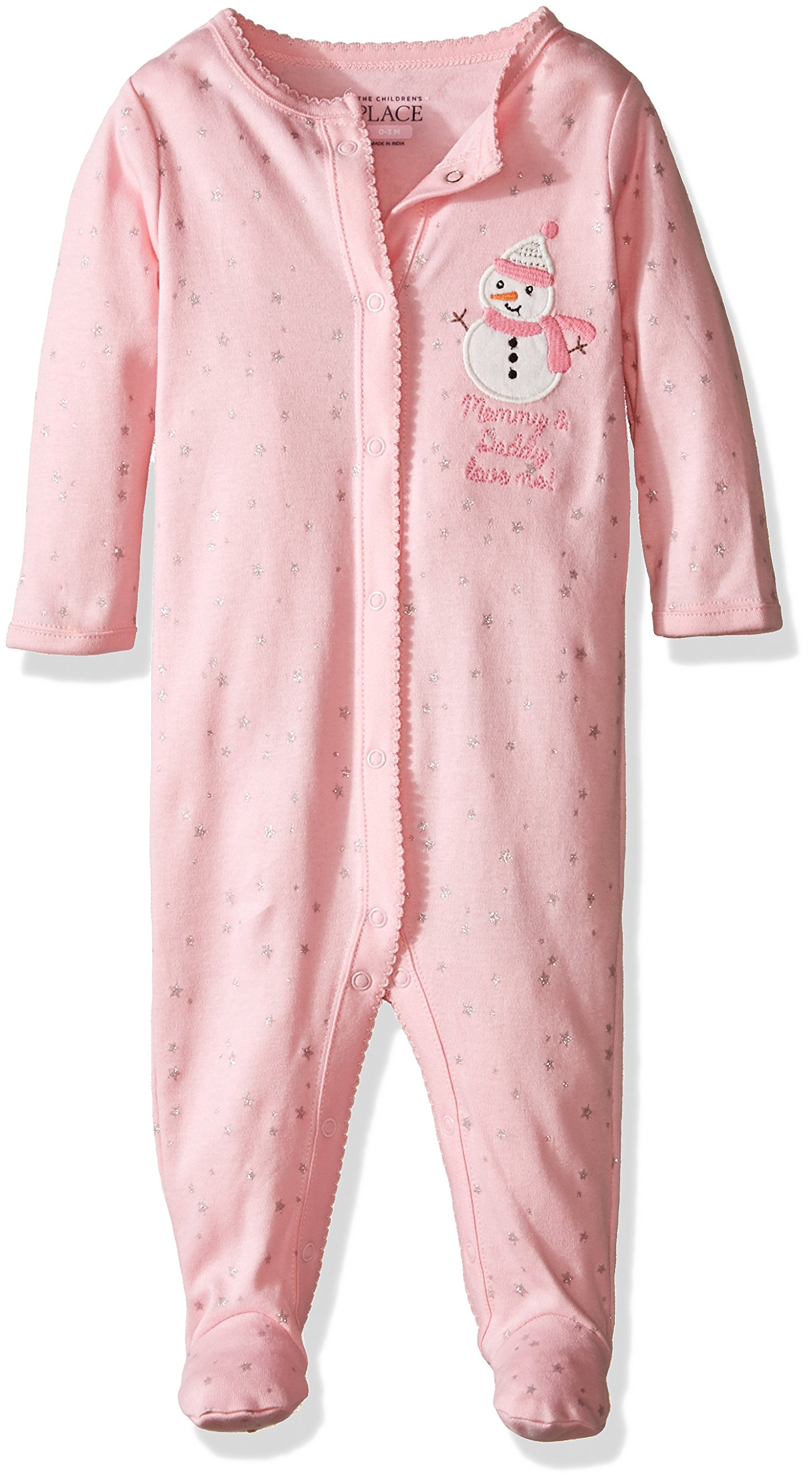 7ee8a8a646d Best Rated in Baby Girls  Footies   Rompers   Helpful Customer ...