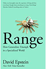 Range: How Generalists Triumph in a Specialized World Paperback