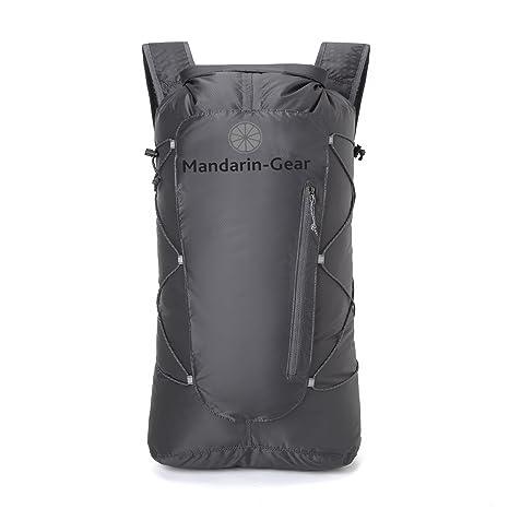 Mandarin-Gear - Ultralight - Waterproof - Hiking Backpack -Day   Dry Back  Pack 36af46c162a79