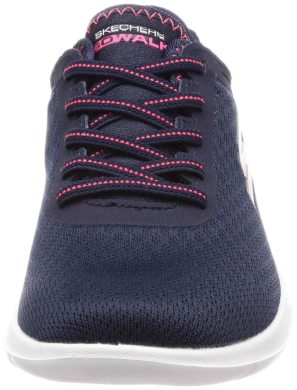 Skechers Women's Go Walk B(M) Lite-15350 Sneaker B0721TPB4H 11 B(M) Walk US|Navy/Pink 0ebca8