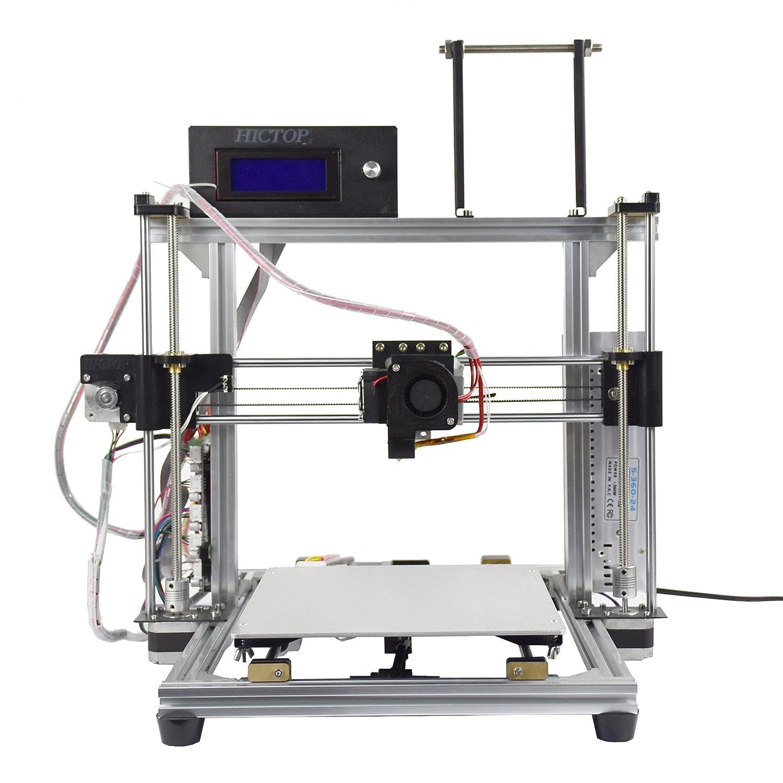 hictop Desktop Impresora 3d Prusa I3 DIY Kits montaje Marco de ...