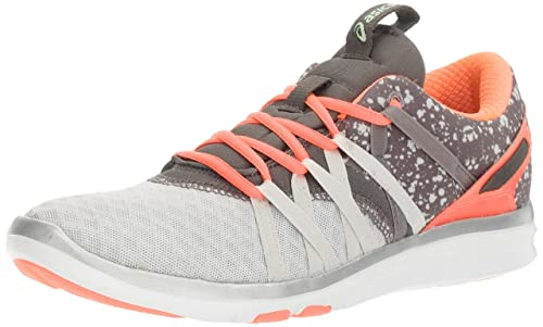 US Asics Gel fit Yui Womens Training Shoes GlacierParadise
