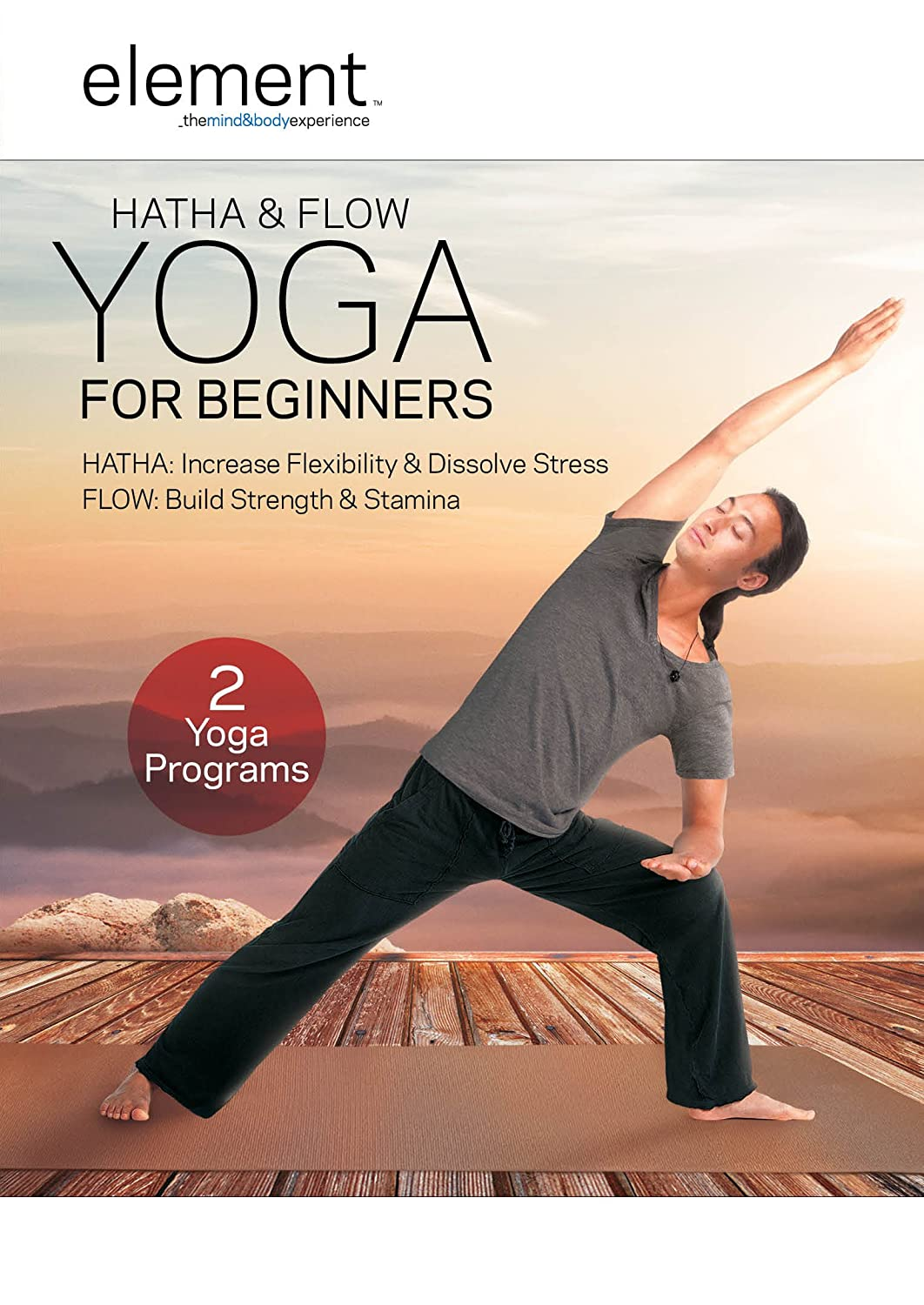 Element: Hatha & Flow Yoga For Beginners • Total Online Gym