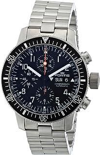 e9a54ad493 Amazon   フォルティス 腕時計 FORTIS Flieger Pro Chronograph ...