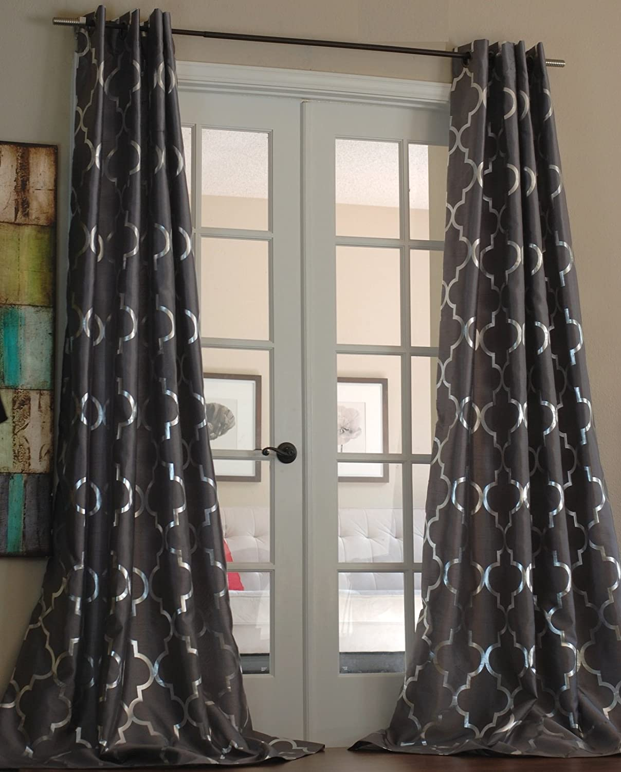journey curtains my pattern of curtain image elegant trellis different and