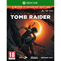 Shadow of The Tomb Raider - Steelbook Edition - XboxOne