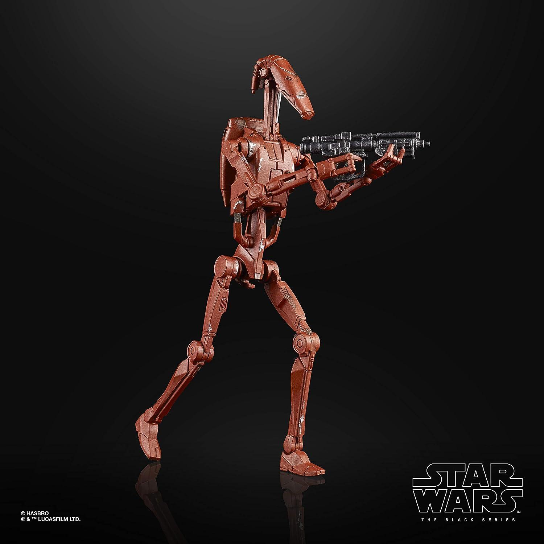"#108 ATTACK OF THE CLONES Attack of the Clones Star Wars Black Series 6/"" Battle Droid Geonosis"