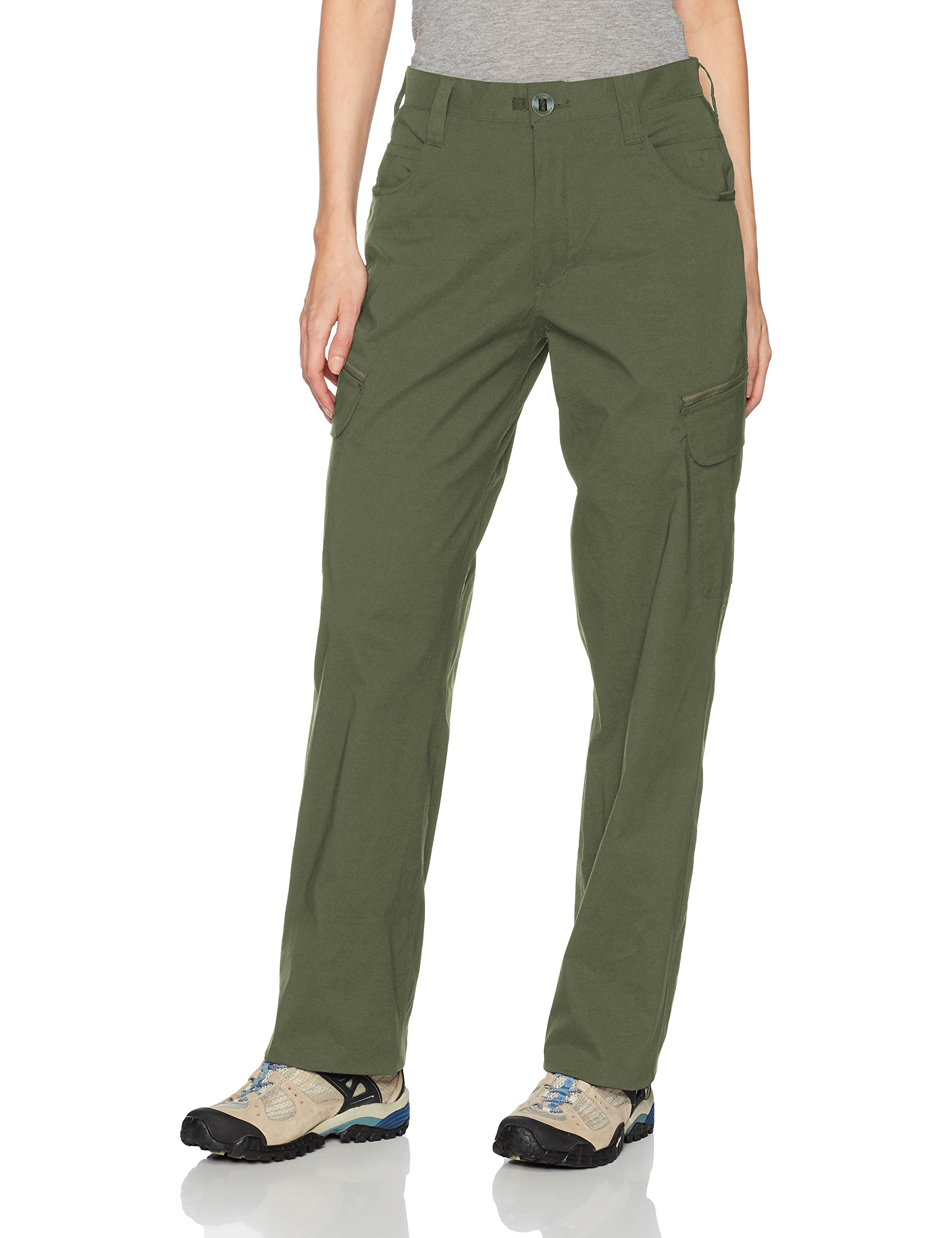 Propper Womens Summerweight Tactical Pant, Olive, 4