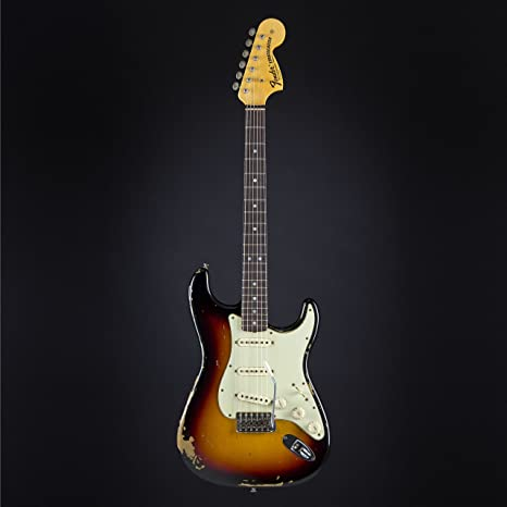Fender Michael Landau 1968 Relic Stratocaster · Guitarra eléctrica ...
