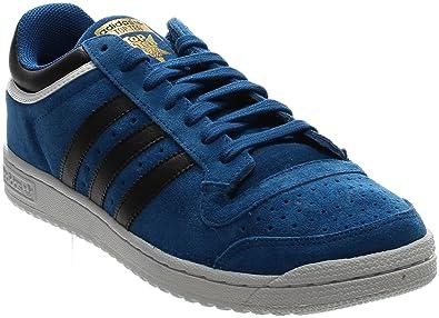 18d8e72dac8 adidas Originals Men's TOP Ten LO Running Shoe, Equipment Blue/Black/White,