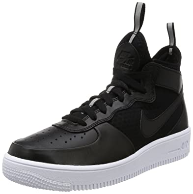31f91ce855161 Nike Men's AIR Force 1 Ultraforce MID Basketball Shoes
