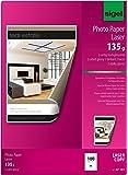 Sigel LP141 Papier photo laser/copieur, A4, 135 g,  100 feuilles