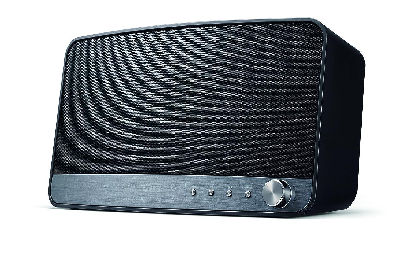 Pioneer MRX-5-B - Altavoces multiestándar y Multi-Room (Chromecast, PlayFi, FireConnect, WiFi, WiFi Direct, Bluetooth) Color Negro