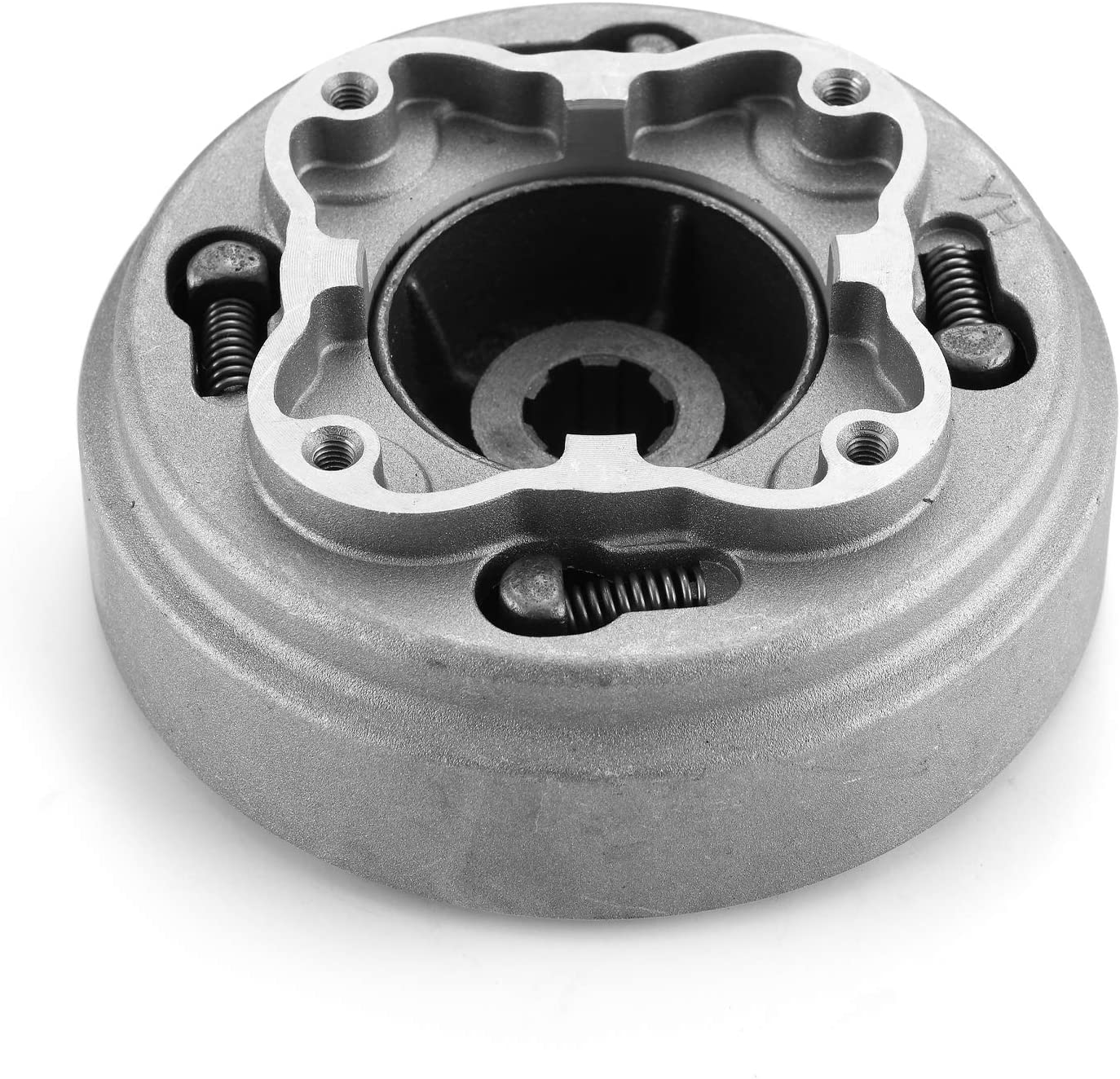 Parts AH Manual Clutch Assembly 18 Teeth For 50cc-125cc Engine ...