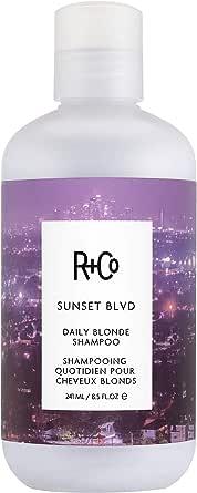 R+Co Sunset Blvd Blonde Shampoo, 241ml