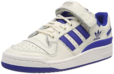 pretty nice 29ce3 36ef7 Adidas Originals Forum Low Baskets Garçon, Blanc (Blatiz   Reauni   Dormet  000)
