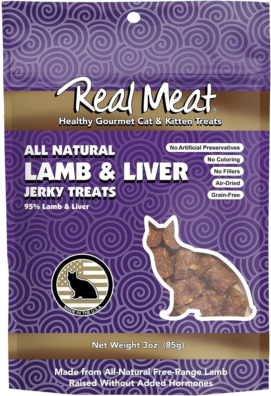 Real Meat Cat Treats